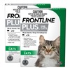 Frontline Plus For Cats 12 Pack
