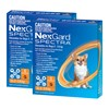 NexGard Spectra Chewables For Very Small Dogs Orange 2-3.5kg 12 Pack