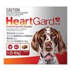 Heartgard Plus Chewables For Large Dog 23 To 45 Kg (Brown) 6 Chews