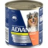 Advance Adult Casserole With Chicken Wet Dog Food Cans 12 x 700g