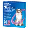 Nexgard Spectra Large Dog 3 pack