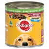 Pedigree Adult Wet Dog Food Beef Pasta Vegies Homestyle 12 x 1.2kg