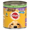 Pedigree Adult Wet Dog Food Chicken Rice Vegies Homestyle 12 x 1.2kg