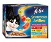 Felix Sensations Favourites Menu Cat Food 12x85g