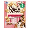 Inaba Churu Bites Dog Treat Chicken w/ Salmon 6 x 96g
