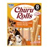 Inaba Churu Rolls Dog Treat Chicken Recipe 6 x 96g