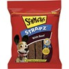 SCHMACKOS STRAPZ DOG TRAINING TREATS W/ BEEF 4 X 500G