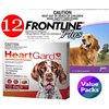 Frontline/Heartgard Large 12 month care pack