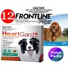 Frontline/Heartgard Medium 12 month care pack