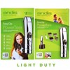 Andis LightDuty EasyClip D-4D Cordless Trimmer with 4 Guide Combs