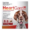 Heartgard Plus Chewables For Large Dog 23 To 45 Kg (Brown) 12 Chews